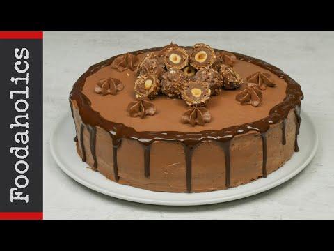 Γλυκό Φερέρο: Η τούρτα του πρέσβη, Ferrero Rocher Cake