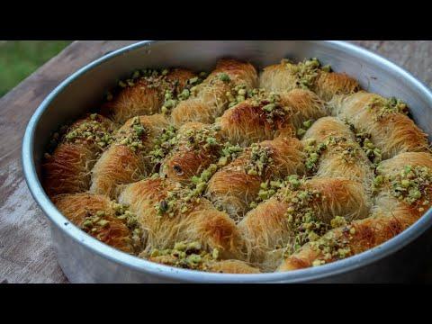 Συνταγή για Κανταΐφι από την Μικρασιάτισσα γιαγιά