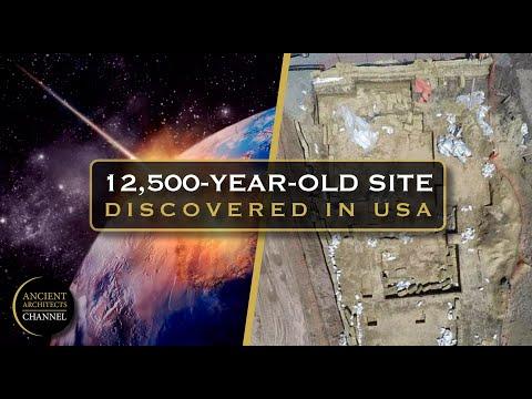 Οικισμός 12.500 ετών ανακαλύφθηκε στις ΗΠΑ, από την Εποχή των Παγετώνων