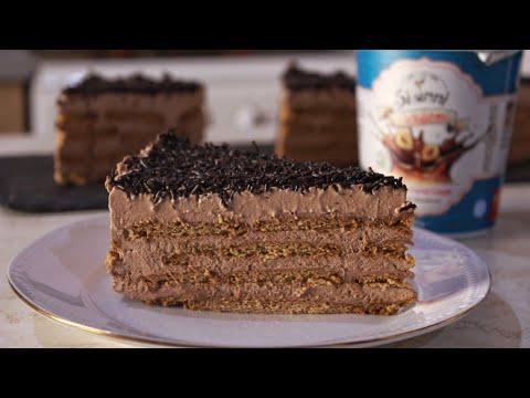 Νηστίσιμη τούρτα με λίγα υλικά κατάλληλη για vegan