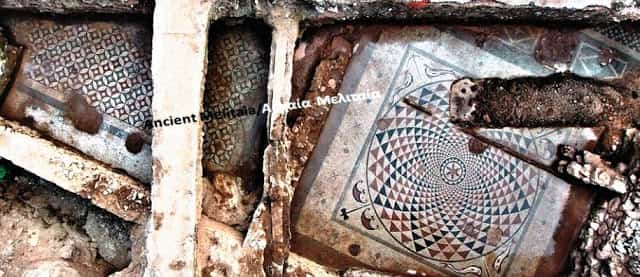 Οικία με ενδοδαπέδια θέρμανση από το 2ο μ.Χ.αιώνα, στην Στυλίδα
