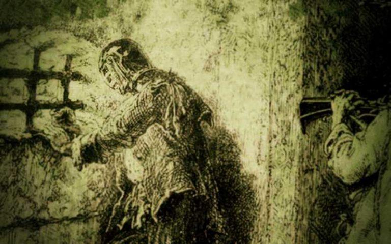 Ο άνθρωπος με το σιδηρούν προσωπείο: Το μυστήριο του άγνωστου φυλακισμένου