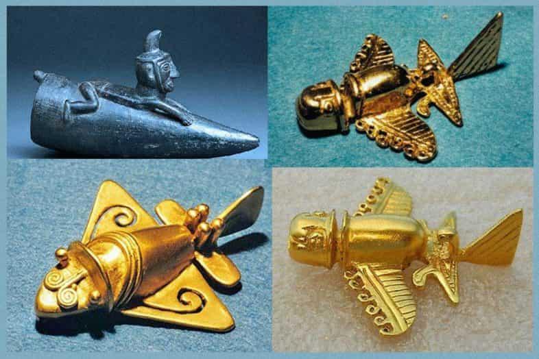 Αρχαίες εφευρέσεις και τεχνουργήματα εκτός τόπου και χρόνου