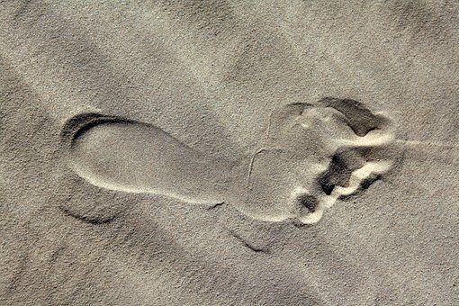 Το εξωγήινο αποτύπωμα πέλματος που βρέθηκε ύστερα από εμφάνιση ΑΤΙΑ στην Αυστραλία, σύμφωνα με ισχυρισμούς