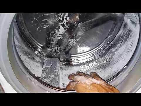 Ιδανικός καθαρισμός κάδου και τυμπάνου πλυντηρίου με σόδα πλύσης και ξύδι