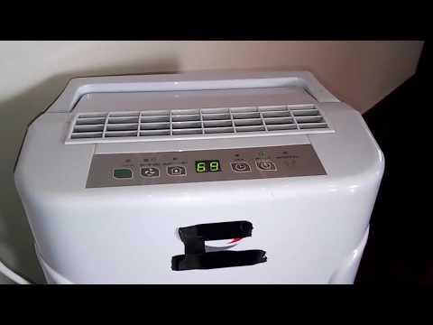 Πόσο καίει ένας αφυγραντήρας, πόση υγρασία παίρνει από το χώρο, τι κάνουμε το νερό
