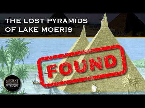 Στα ίχνη των χαμένων πυραμίδων στην Αίγυπτο, συγκρίσιμου μεγέθους με την Μεγάλη Πυραμίδα