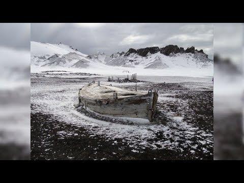 Η μυστηριώδης βάρκα του νησιού Bouvet στην Ανταρκτική και ακόμα 4 μυστήρια που παραμένουν άλυτα