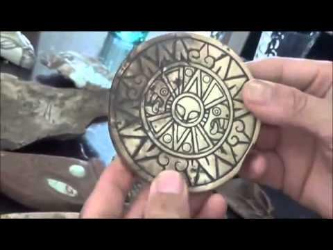 Οι μυστηριώδεις πέτρες Aztlán περιγράφουν την εξωγήινη επίσκεψη πριν από χιλιάδες χρόνια