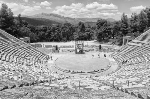 Επίδαυρος: Αναπάντεχη αρχαιολογική ανακάλυψη κτιρίου σφραγισμένο με τελετουργική πυρά