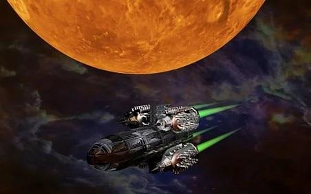Φήμες θέλουν ότι η Διαστημική Δύναμη του Τραμπ ετοιμάζεται να πλησιάσει τον Νιμπίρου με ένα διαστημόπλοιο πέρα από κάθε φαντασία